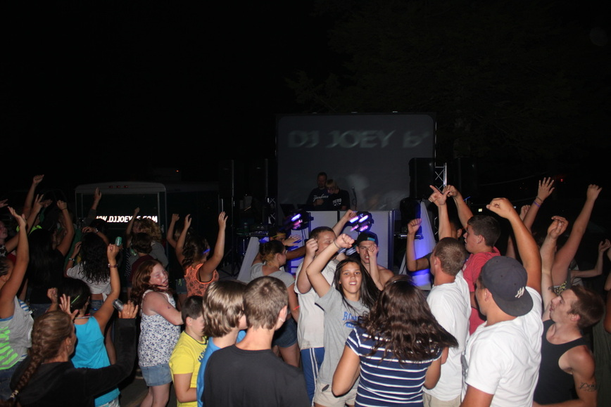 Outdoor Event DJ Albany, Westchester, Middletown, New York