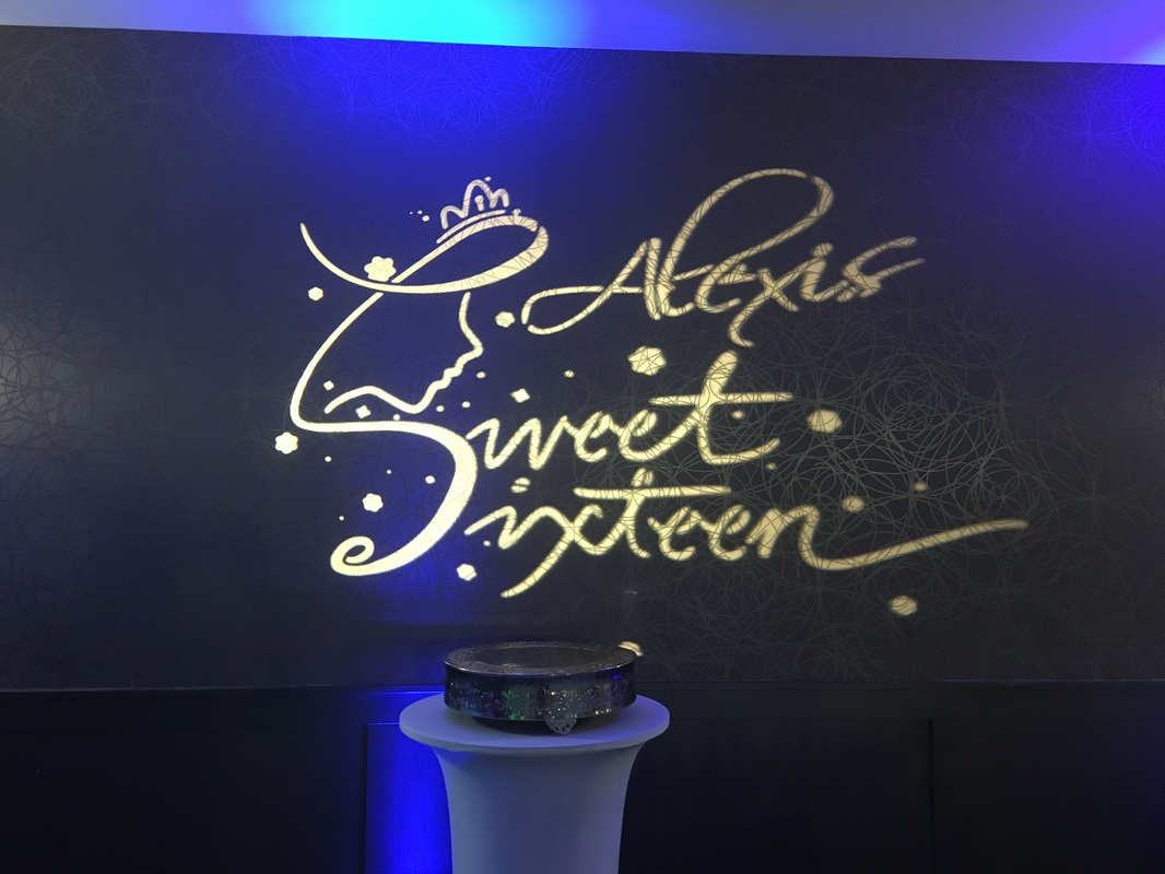 Wedding Amp Event Gobo Projector Service